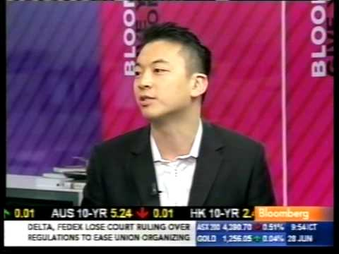 uBuyiBuy.com Live Interview on Bloomberg News!
