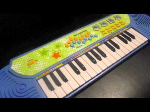 Fun With An Argos Keyboard!