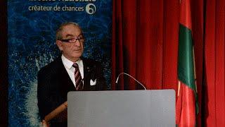 H. Goldberg – Président de la Fondation Auschwitz - 2015-10