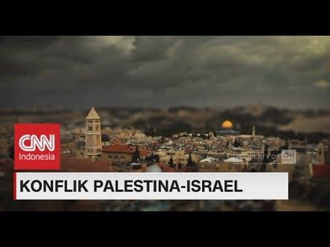 Yerusalem di Pusaran Konflik Palestina-Israel