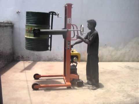 Best Use Of Drum Handling System, Drum Lifter. Tech Mech Handling Equipments , Www.jetonnet.com