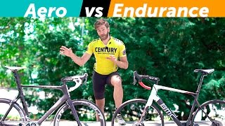 Road bikes: Aero vs. Endurance - How to choose?