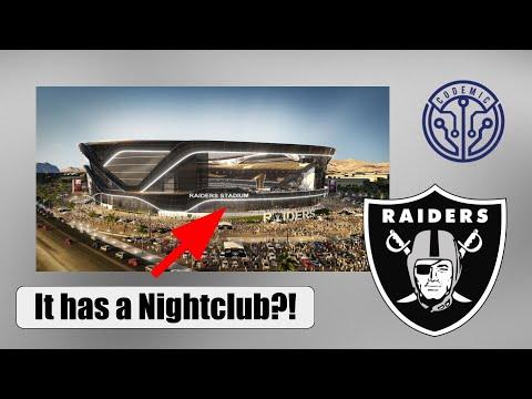 Allegiant Stadium - The NFL Stadium with a Nightclub