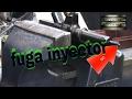 peugeot 307 hdi inyector diesel ,(junta inyector )parte 3