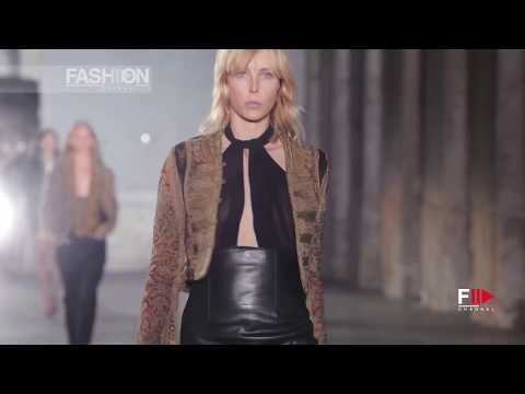 SAINT LAURENT Full Show Spring Summer 2017 Paris by Fashion Channel
