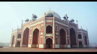 Humayun's Tomb   New Discovery