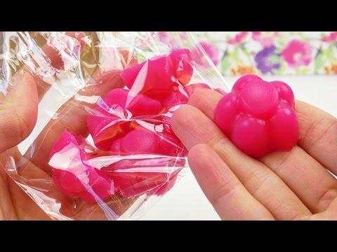 Duschgel Jelly selber machen | DIY Shower Jelly | Süße Geschenk Idee für die beste Freundin