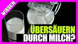 Übersäuern durch Milch? Calcium aus den Knochen durch Milchkonsum = Osteopetrose