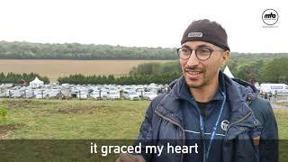 """'Muttaqin' - It graced my heart"" | JalsaFrance"