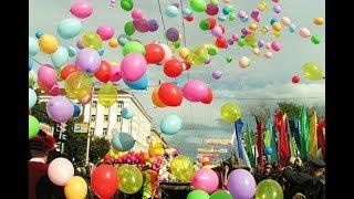 открытие  : день города в Берёзовском - часть 1