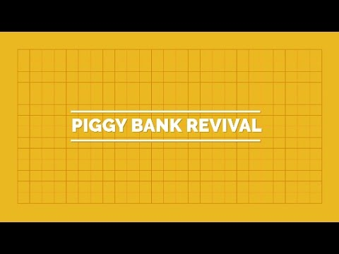 2 Minutes to Transform: Saving Money With Piggy Banks Is Easier Than You Think