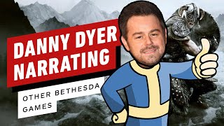 What if Danny Dyer Narrated Skyrim, Fallout and Oblivion?