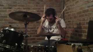 Divididos - Basta Fuerte - Drum Cover