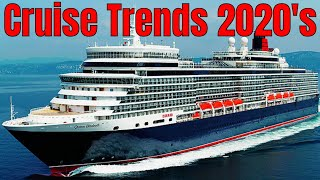 Travelling with Bruce is Live! Cruise Trends and Predictions For the Future!