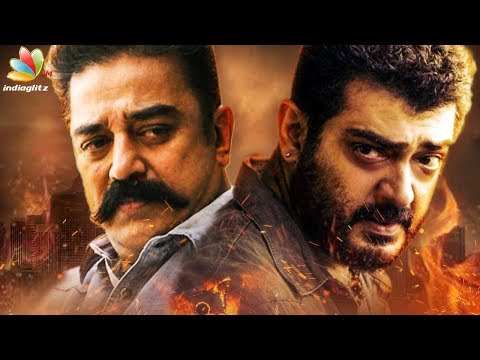 Ajith & Kamal Take up the Same Path | Viswasam, Indian 2