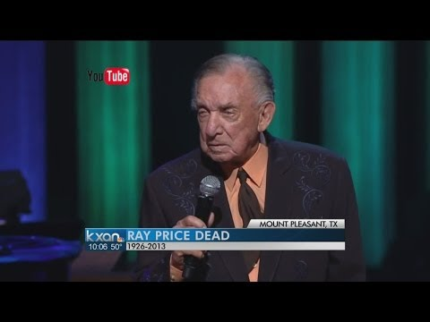Influential country singer Ray Price dead at 87