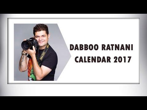 Many Celebs At Dabbu Ratnani 2017 Calendar Launch
