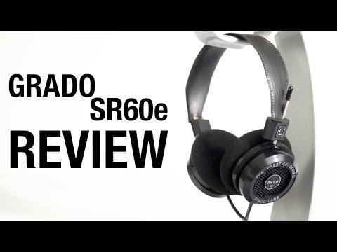Grado Prestige Series SR60e Review