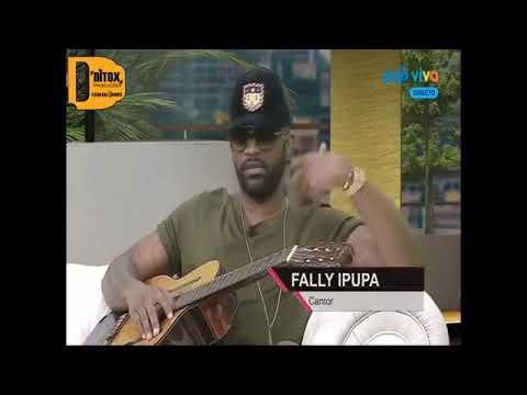 Entrevista Do Fally Ipupa No Zap Viva