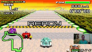 Let's Play F-Zero - MaxVelocity I Part 164 I die Crystal-Standard-Pawn-League