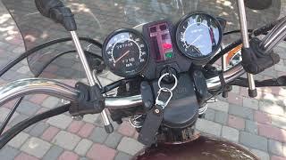 Suzuki gs 450 sound