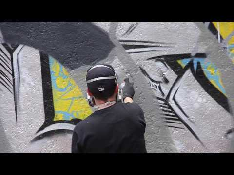 BESK en Graffiti Playground