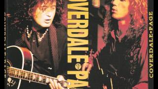 Coverdale & Page - Absolution Blues on 14-DEC-