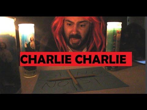 Galatzia Charlie Charlie Challenge / GamePlay