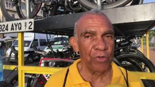 Cyclisme 36e Tour international de Martinique