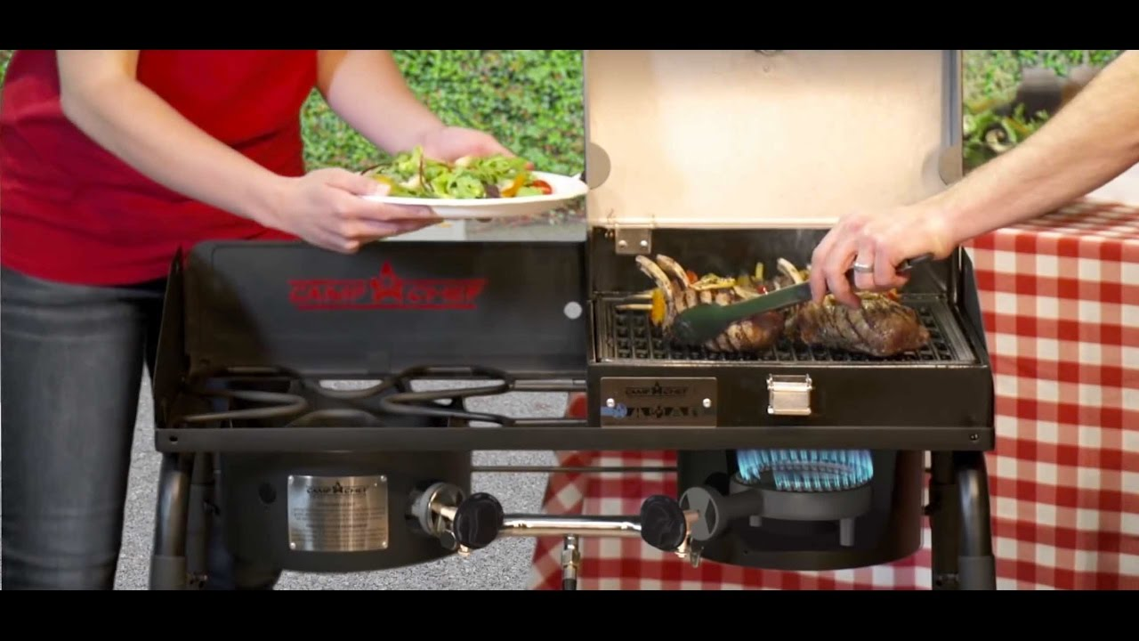 Stove System Modularity | Camp Chef