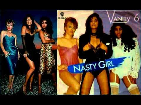 Vanity 6 - Nasty Girl (karaoke)