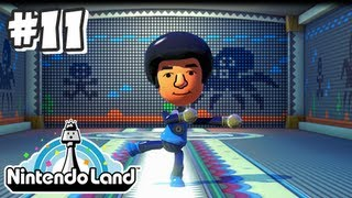 Nintendo Land Wii U - Part 11 - Octopus Dance