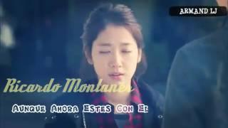 Ricardo Montaner- Aunque Ahora Estes Con El (letra)