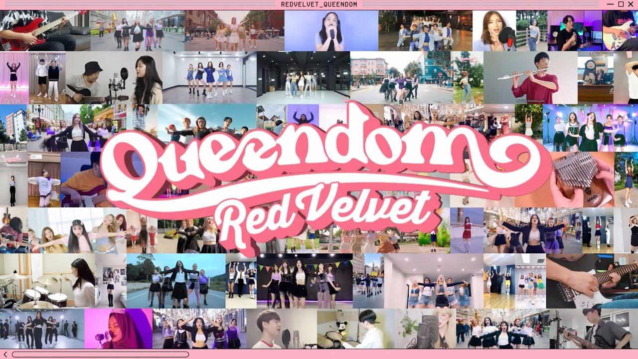 Red Velvet 레드벨벳 'Queendom' Compilation