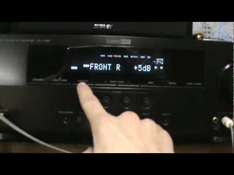 yamaha rx v365 receiver and energy speaker review youtube rh youtube com