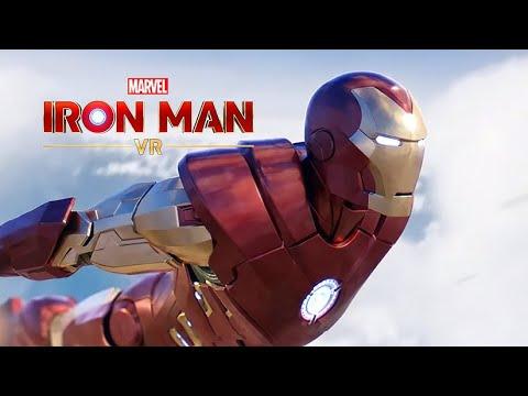 Iron Man VR - Bande annonce de la démo