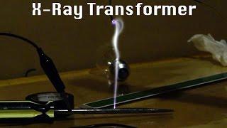 60KV X-Ray Transformer - 555 Driver