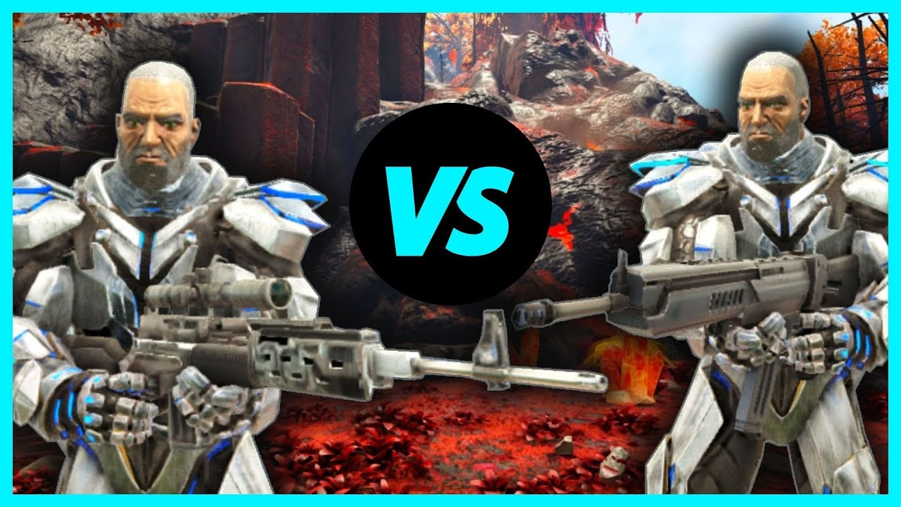 Download Ark Assault Rifle Vs Sniper | Everything You Need to Know