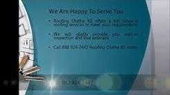 Roofing Olathe KS | Roof Repair Olathe KS | Roofers Olathe KS | Call 888 926 7447
