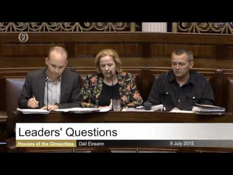 Paul Murphy TD: Homeless couple dragged before the High Court