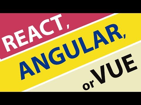 React Vs Angular Vs Vue: What To Choose For Your Next Project
