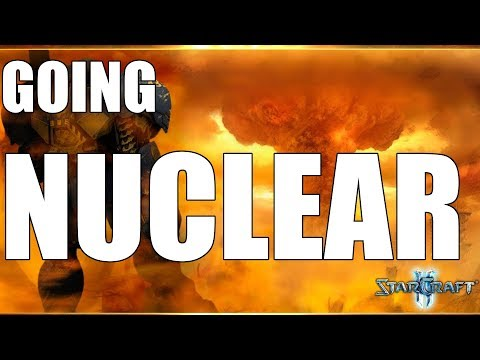 Starcraft 2: MOST NUKES EVER IN A PRO GAME?!