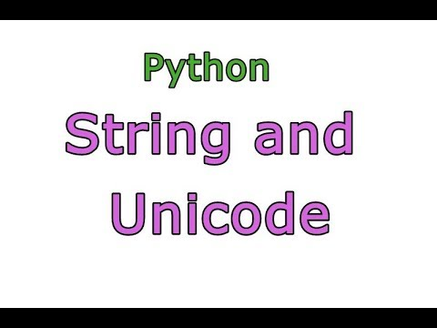 Python string type everything you need to know