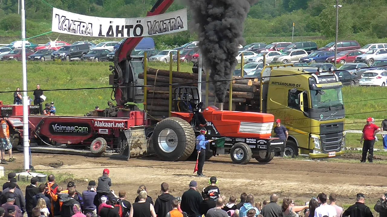 Tractor Pulling Haapajärvi