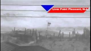Hurricane Sandy - Point Pleasant, NJ