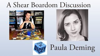 A Shear Boardom Discussion with Paula Deming