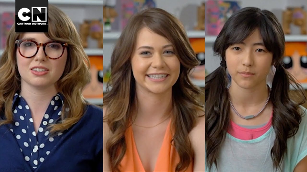 Meet The Cast  Powerpuff Girls  Cartoon Network - Youtube-6786
