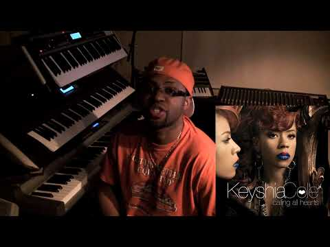 R&B Ballad in progress (Studio Life with Big D Blog 4)