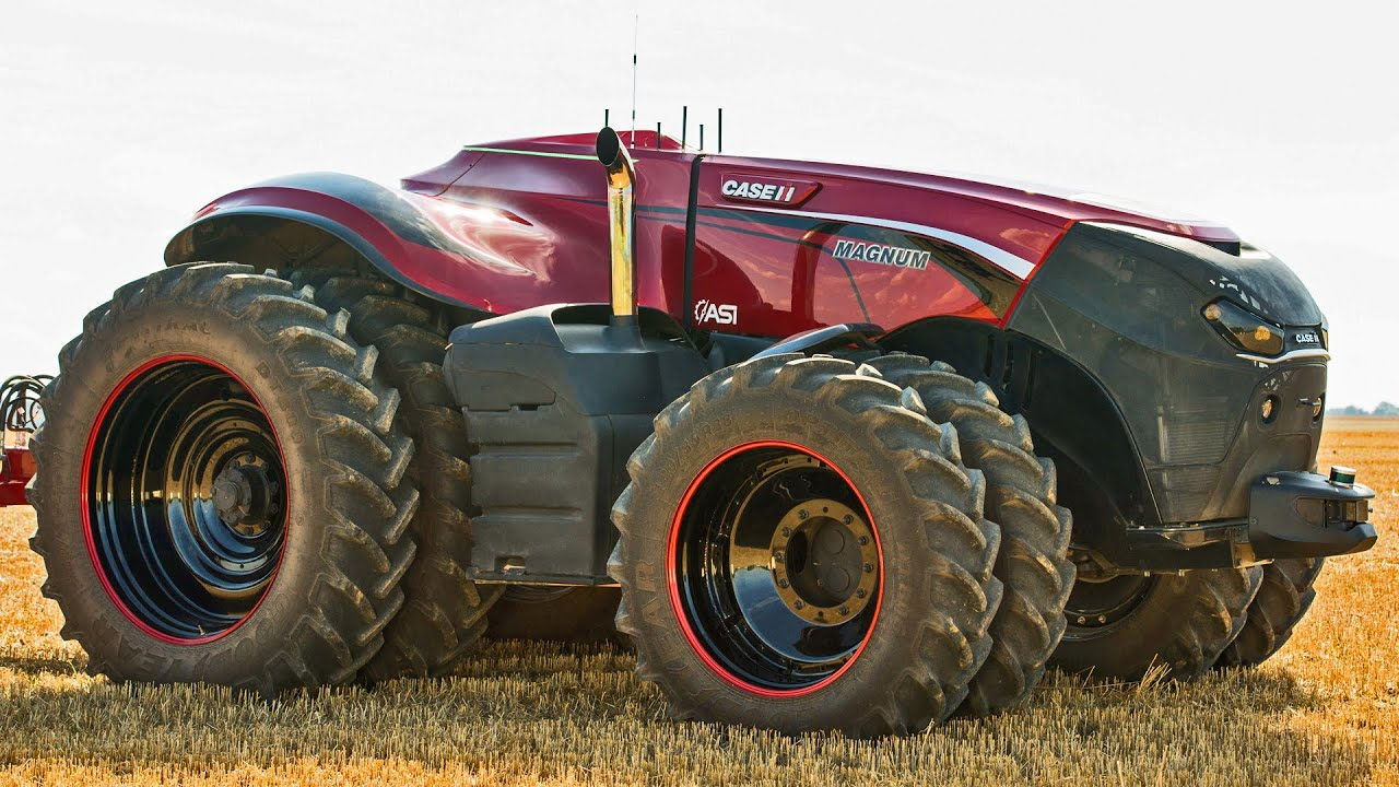 vehicle diagram clip art 2000 s10 speaker wiring case ih autonomous concept tractor - youtube