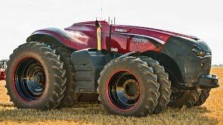 Case IH Autonomous Concept Tractor thumbnail
